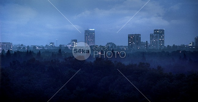 Night Cityscape white view urban town tourism skyline sky scene reflection photo panorama night metropolis light landscape landmark horizontal horizon high downtown dark cloud cityscape city central building blue black beauty beautiful background architecture 54ka StockPhoto