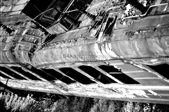 Train Crash window wheel wagon urban transportation transport train track stock shipping rusty rust rolling railway railroad rail photography outside old nobody museum metal machinery machine line iron industry industrial heavy grunge fall dirty dangerous crash cabin broken black and white b&w accident 54ka StockPhoto