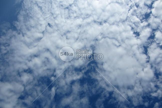 Sky and Clouds 0007 white stock sky sky resurce nature clouds clouds Blue Sky blue 54ka StockPhoto