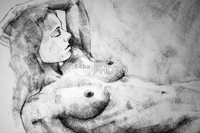 Female portrait sketch drawing women pencil drawing women figure sketch sketch quick sketches portrait Pencil Drawing painted girl gentle posture female drawing women drawing craft classical painting human body of a woman body figure sketch arts artistic Art 54ka StockPhoto