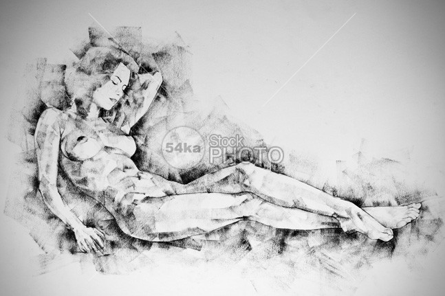 Whole figure drawing girl beautiful light young whole figure white symbol studying sketch sit pose drawing Pose Picture person People pencil pastel pasteboard paper outline one old muscular muscles model line light life Leg isolated image illustration human girl file figure figura drawing download design charcoal cardboard body beautiful bare back artwork Art Anatomy academical 54ka StockPhoto