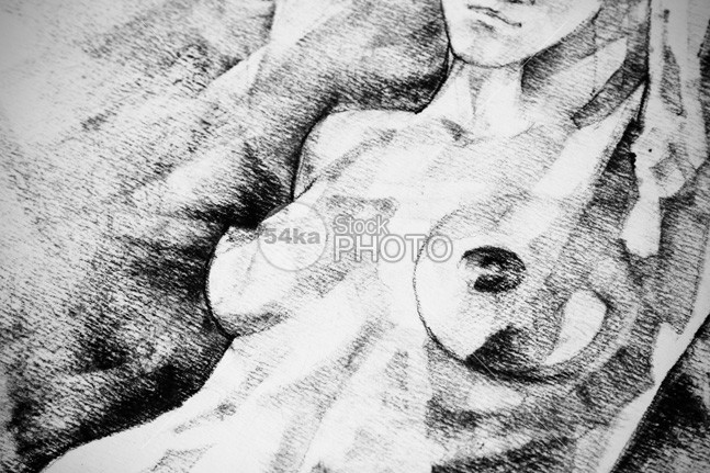 Girl Figure Breast Art Drawing vintage trade touch study stroke Standing sketchbook sketch schema scan romantic retro practice Posing Pose Picture People paper painting painters outlines model lines illustration human hand girl freehand fine feature expression drawing draw draft dash crayon craft classical charcoal Breast body black background authentic atelier artwork artistic Art act academic 54ka StockPhoto