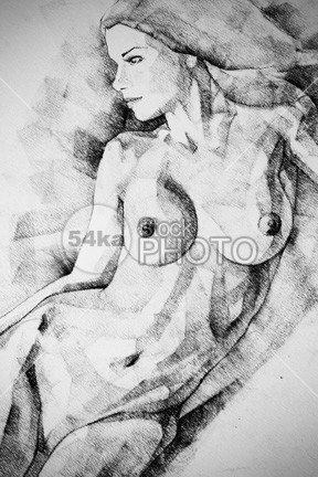 Beautiful Young Woman Portrait Art Drawing white wellness well unic twenties torn stylish sleep Sitting sexy serious serene sensuality seated relaxed relax profile pretty Posing pose drawing portrait person Pensive pencil palace one model Luxury looking long lie down length Individuality hair graphite gorgeous girl female feet expression drawinf confidence charcoal beautiful background artistic Art antique amazing art adult 54ka StockPhoto