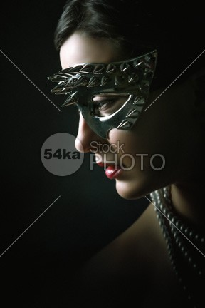 Silver Spike Eye Mask young woman wearing Venetian mask venetian Strobist spike silver spike silver sensual portrait party masquerade mask lovely glowing girl Fashion fantasy face decoration face eye mask eye elegance disguise Desire Decoration dark close-up classic chrome celebrate carnival blinking black beauty beautiful background Art aristocratic amazing mask 54ka StockPhoto